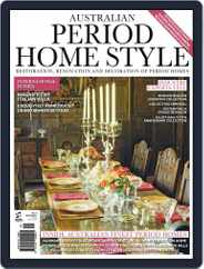 Australian Period Home Style Magazine (Digital) Subscription December 18th, 2014 Issue
