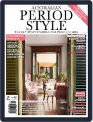 Australian Period Home Style Magazine (Digital) Subscription November 1st, 2012 Issue