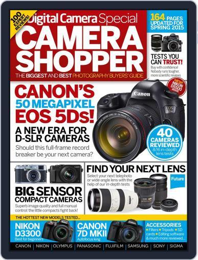 Camera Shopper Magazine (Digital) April 10th, 2015 Issue Cover