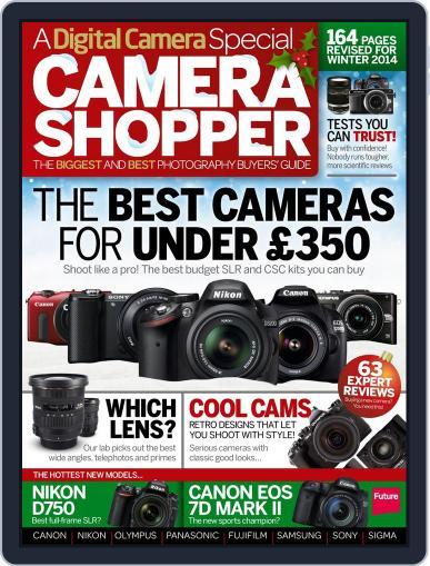 Camera Shopper Magazine (Digital) December 29th, 2014 Issue Cover