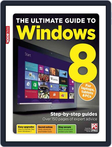Ultimate Guide to Windows Magazine (Digital) March 1st, 2013 Issue Cover
