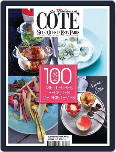 Côté Sud / Est / Ouest / Paris Magazine (Digital) April 12th, 2013 Issue Cover