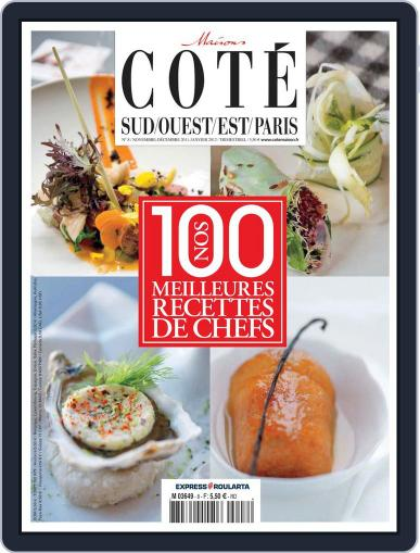 Côté Sud / Est / Ouest / Paris Magazine (Digital) November 18th, 2011 Issue Cover