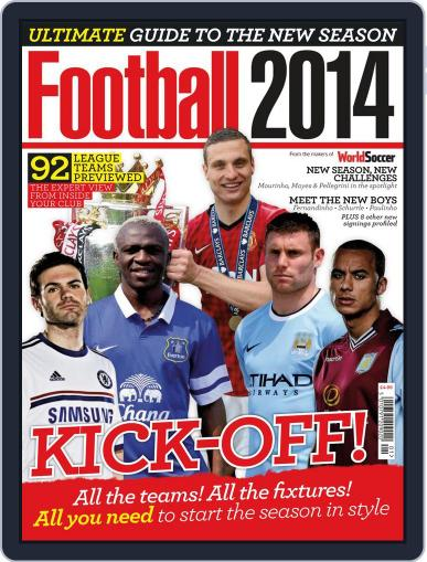 Football 2015 August 8th, 2013 Digital Back Issue Cover