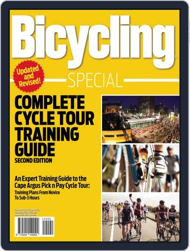 Bicycling - Complete Cycle Tour Training Guide Magazine (Digital) November 22nd, 2012 Issue Cover