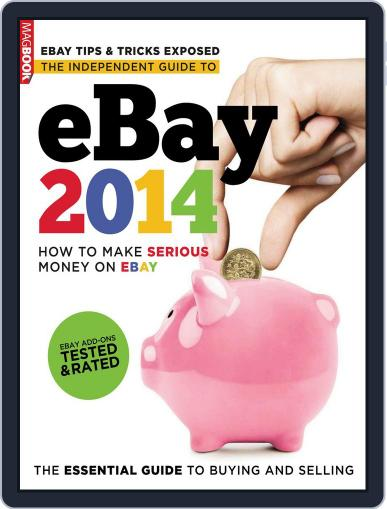 Independent Guide to Ebay Magazine (Digital) October 2nd, 2013 Issue Cover