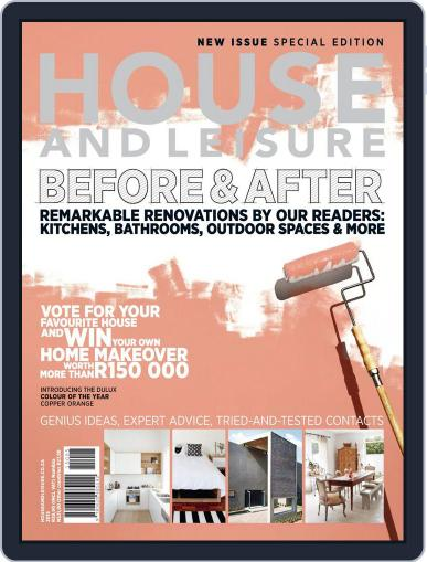 House and Leisure Before & After (Digital) January 16th, 2015 Issue Cover