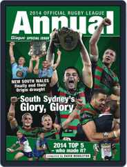 Official Rugby League Annual Magazine (Digital) Subscription December 1st, 2015 Issue