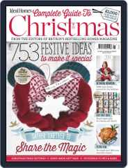 Ideal Home's Complete Guide to Christmas Magazine (Digital) Subscription September 30th, 2014 Issue