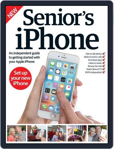 Senior's Edition: iPhone Magazine (Digital) April 1st, 2016 Issue Cover