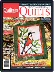 Great Australian Quilts Magazine (Digital) Subscription October 7th, 2015 Issue