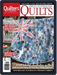 Great Australian Quilts Magazine (Digital) Subscription October 8th, 2014 Issue
