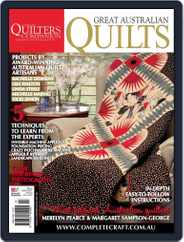 Great Australian Quilts Magazine (Digital) Subscription December 12th, 2011 Issue