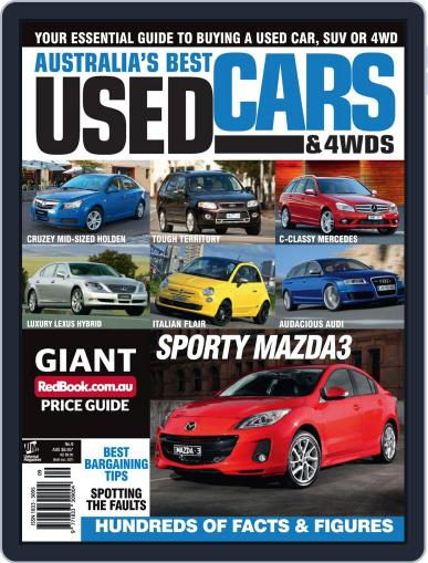 Australia's Best Used Cars & 4wds Magazine (Digital) September 19th, 2013 Issue Cover