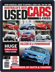 Australia's Best Used Cars & 4wds Magazine (Digital) Subscription October 2nd, 2012 Issue