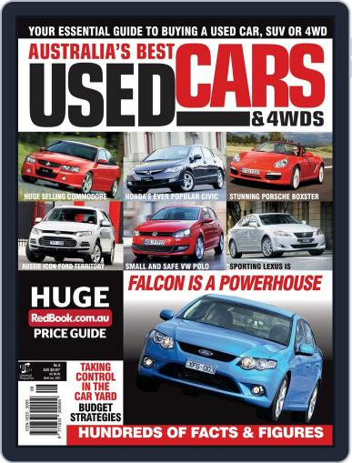 Australia's Best Used Cars & 4wds Magazine (Digital) October 2nd, 2012 Issue Cover