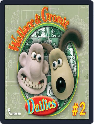 Wallace & Gromit Dailies Magazine (Digital) May 23rd, 2011 Issue Cover