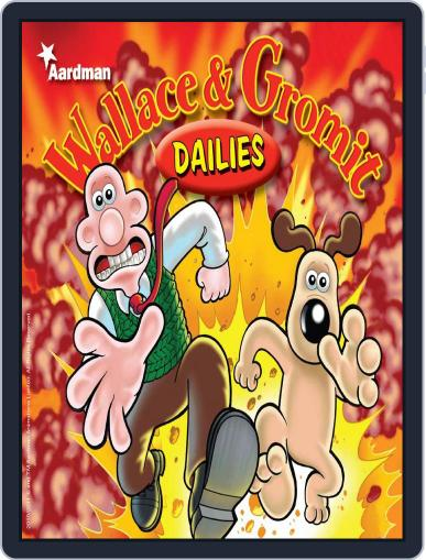 Wallace & Gromit Dailies Magazine (Digital) January 17th, 2011 Issue Cover