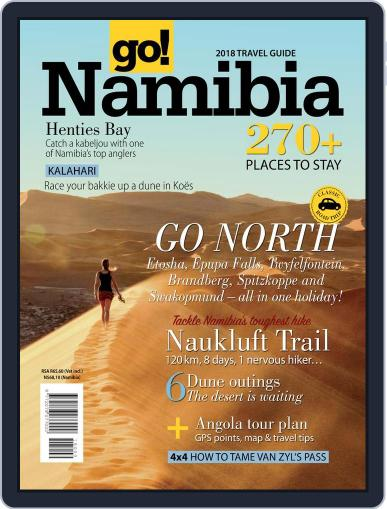Go! Namibia Magazine (Digital) May 24th, 2018 Issue Cover