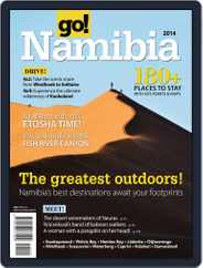 Go! Namibia Magazine (Digital) Subscription April 2nd, 2014 Issue