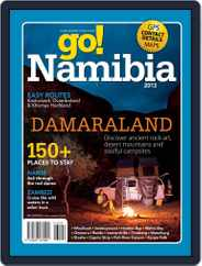 Go! Namibia Magazine (Digital) Subscription March 19th, 2013 Issue