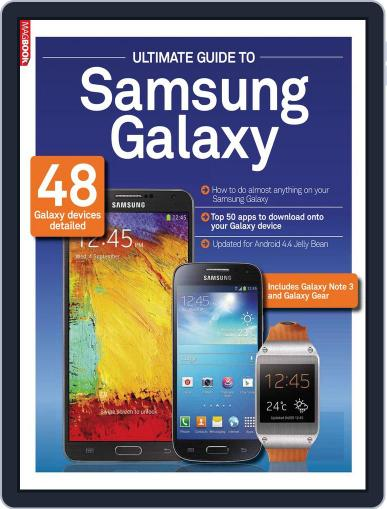 Ultimate Guide to Samsung Galaxy 3 January 16th, 2014 Digital Back Issue Cover