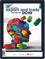Nz Export And Trade Handbook Magazine (Digital) Subscription January 1st, 2019 Issue