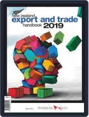 Nz Export And Trade Handbook Magazine (Digital) Subscription January 1st, 2019 Issue
