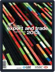 Nz Export And Trade Handbook Magazine (Digital) Subscription February 3rd, 2013 Issue