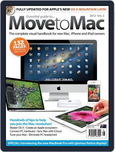 Essential Move to Mac Magazine (Digital) July 16th, 2012 Issue Cover