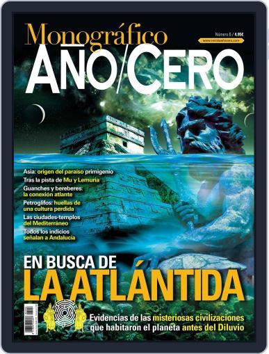 Monográfico especial Año Cero Magazine (Digital) July 1st, 2016 Issue Cover