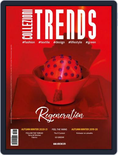 Collezioni Trends (Digital) June 1st, 2019 Issue Cover