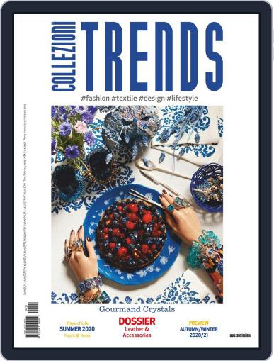 Collezioni Trends April 1st, 2019 Digital Back Issue Cover