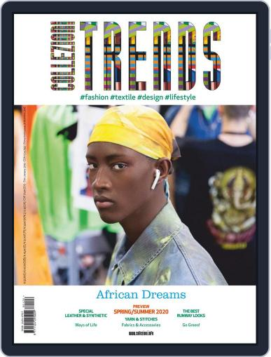 Collezioni Trends January 1st, 2019 Digital Back Issue Cover