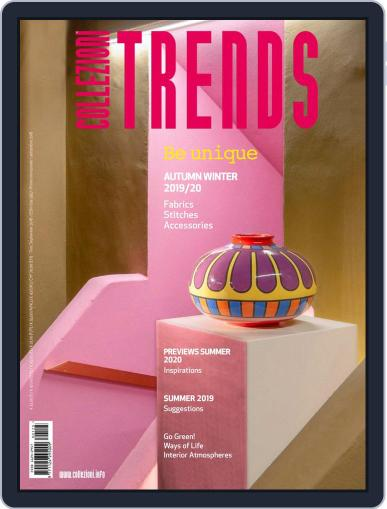 Collezioni Trends (Digital) October 1st, 2018 Issue Cover