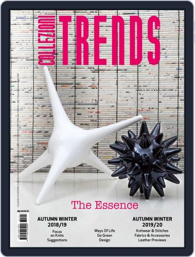 Collezioni Trends (Digital) July 1st, 2018 Issue Cover