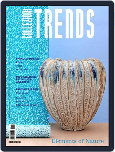 Collezioni Trends (Digital) February 1st, 2018 Issue Cover