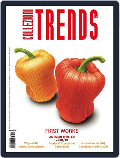 Collezioni Trends September 1st, 2017 Digital Back Issue Cover