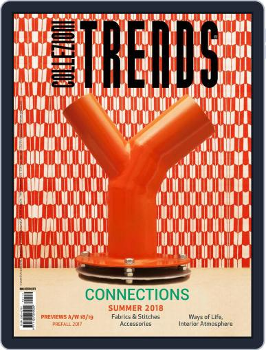 Collezioni Trends January 1st, 2017 Digital Back Issue Cover