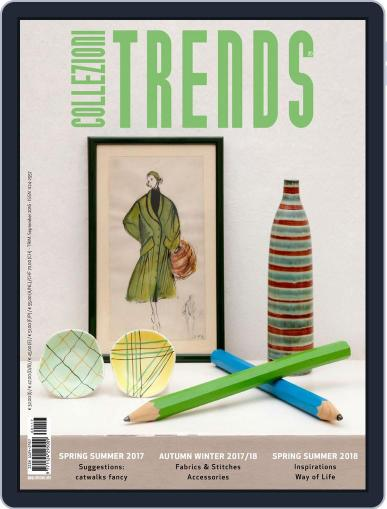 Collezioni Trends (Digital) August 1st, 2016 Issue Cover