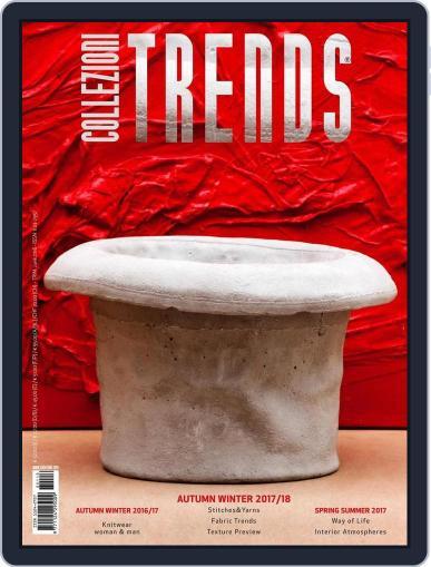 Collezioni Trends (Digital) June 8th, 2016 Issue Cover