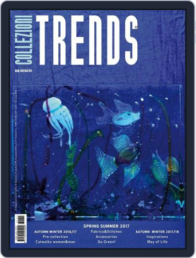 Collezioni Trends February 2nd, 2016 Digital Back Issue Cover
