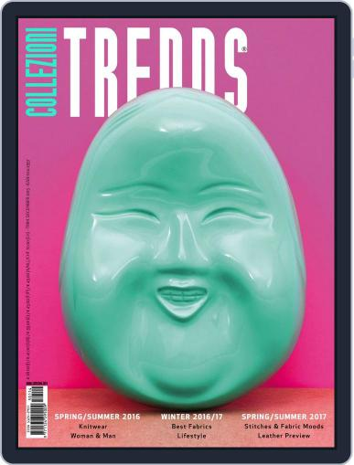 Collezioni Trends December 1st, 2015 Digital Back Issue Cover