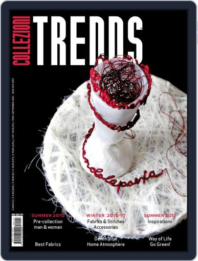Collezioni Trends (Digital) October 1st, 2015 Issue Cover