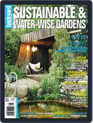 Sustainable & Water Wise Gardens Magazine (Digital) Subscription October 20th, 2011 Issue