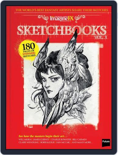 Sketchbooks Magazine (Digital) January 1st, 2016 Issue Cover
