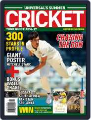Universal's Summer Cricket Guide Magazine (Digital) Subscription October 1st, 2016 Issue