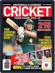 Universal's Summer Cricket Guide Magazine (Digital) Subscription October 1st, 2012 Issue
