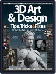 3D Art & Design Tips, Tricks & Fixes Magazine (Digital) Subscription December 18th, 2013 Issue
