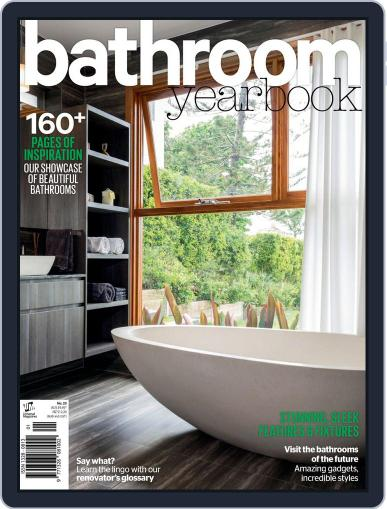 Bathroom Yearbook Magazine (Digital) April 1st, 2016 Issue Cover